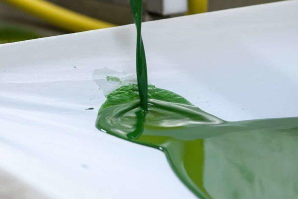 La filtration de la spiruline